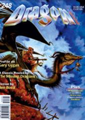 "#248 ""Profile on Gary Gygax, The Missing Dragons"""