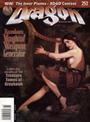 "#253 ""Random Magical Weapon Generator, Treasure Tomes of Greyhawk"""