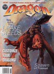 "#260 ""Draconic Mounts, Draconic Design, Dragon Names"""