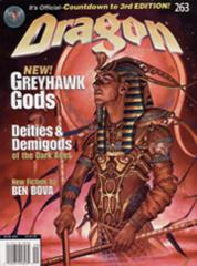 "#263 ""Greyhawk Gods, Deities & Demigods of the Dark Ages"""
