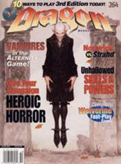 "#264 ""Vampires in Alternity, Nodwick vs. Strahd, Wolverine Fast-Play Game"""