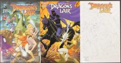 Dragon's Lair Collection - 3 Issues!