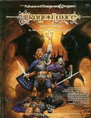 Dragonlance Adventures