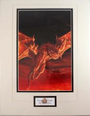 Dragons of Faith (Matted)