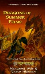 Dragons of Summer Flame Audio Book