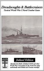 Dreadnoughts & Battlecruisers (Jutland Edition)