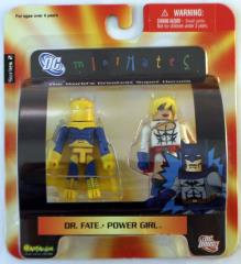 Dr. Fate & Power Girl