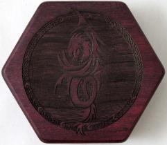 Purpleheart - Open, Dragon