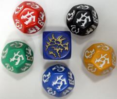 Dragon & Dragonkin Collection - 6 Dice!