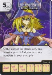 Dark Magician Girl - Arcane Companion