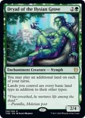 Dryad of the Ilysian Grove (R)