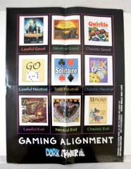 Gaming Alignment Poster