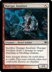 Duergar Assailant (C)