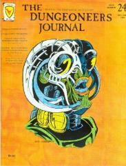 Dungeoneer's Journal #24