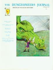 Dungeoneer's Journal #25