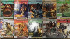 Dungeon Magazine Collection - Issues #141-150