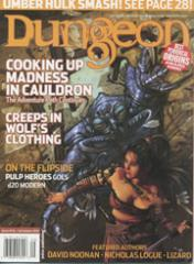 "#102 ""Cooking Up Madness in Cauldron, Pulp Heroes Goes d20 Modern"""