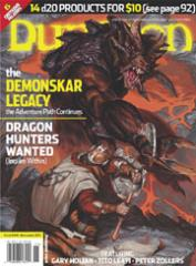 "#104 ""The Demonskar Legacy, Dragon Hunters Wanted"""