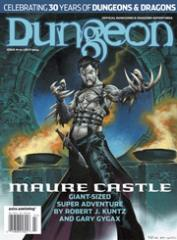 "#112 ""Maure Castle - Giant Sized Super Adventure by R. Kuntz & G. Gygax"""
