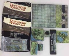 Dungeon Tiles Collection - Shadowgast Manor & Witchlight Fens!