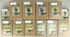 Dust Tactics Allied Starter Army #1 - 36 Figures