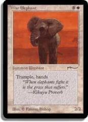 War Elephant - Dark (C3)