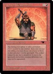 Dwarven Weaponsmith (U)