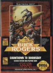 """Buck Rogers - Countdown to Doomsday (PC 3.5"""")"""