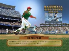 Expansion #8 - Ballparks