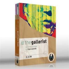 Gallerist, The (2018 Edition) w/Scoring Expansion