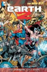 Earth 2 Vol 1. The Gathering