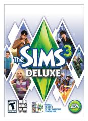 Sims 3 (Deluxe Edition)