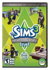 Sims 3 - High End Loft Stuff