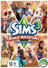 Sims 3 - World Adventures