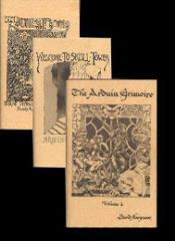Arduin Grimoire Trilogy, The #1-3