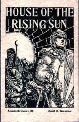 Arduin Grimoire #6 - House of the Rising Sun (Glossy Cover Reprint)
