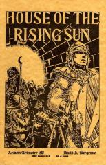 Arduin Grimoire #6 - House of the Rising Sun (1st Printing)