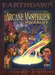 Arcane Mysteries of Barsaive