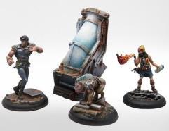 Cryo Tank & Survivors