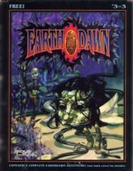 Earthdawn Flyer #3 of 3 w/The Kaer of Tardim