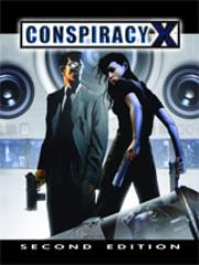Conspiracy X (2nd Edition)