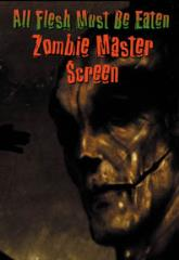 Zombie Master Screen w/Coffee Break of the Living Dead