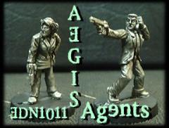 Aegis Agents #1