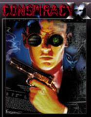 Conspiracy X (1st Edition, 2nd Printing)