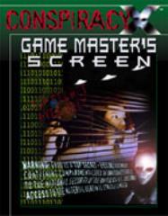 Gamemaster's Screen w/The Night of Rage (1st Printing)