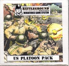 US Platoon Pack