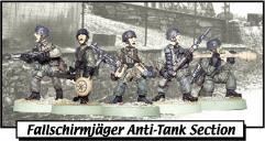Fallschirmjager Anti-Tank Section