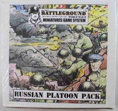Russian Platoon Pack