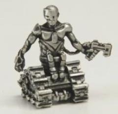Cyborg Tank - Zeek
