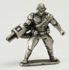 Cyborg - Sarn
